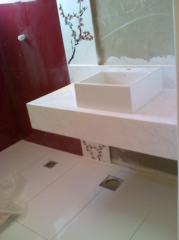 Granito para Banheiros no City América - Granito para Cozinha