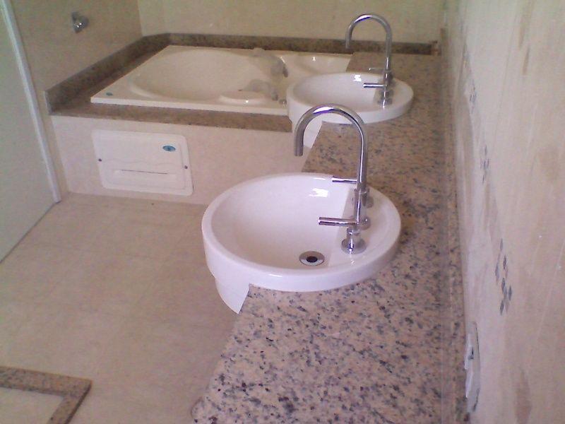 Onde Encontrar Granito para Banheiro no Parque São Domingos - Granito para Bancada