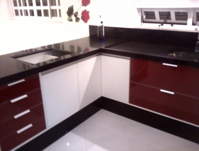 Quanto Custa Granito para Cozinha em Santo Amaro - Granito Preço M2 Colocado