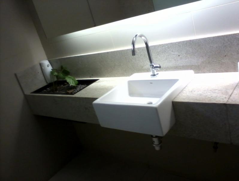 Mármore para Pia  Ravi Comércio de Mármores -> Banheiro Pequeno Quanto Custa
