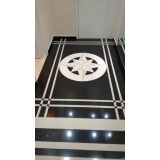 revestimento de piso de mármore na Vila Nova Alba